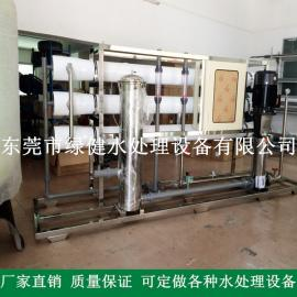 9t/h PLC全自动大型反渗透设备