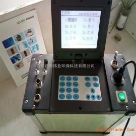 烟气采样仪 锅炉烟气分析 烟气检测 便携式LB-60E全自动烟尘烟气�
