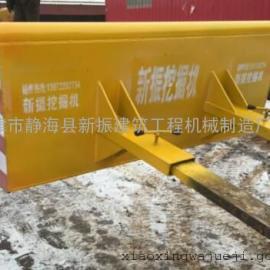北京叉车推雪铲