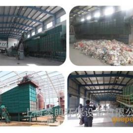投资建设城市生活垃圾处理项目合作 垃圾保底量1000吨