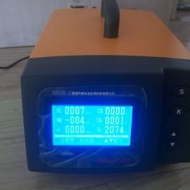供应华南地区LB-5Q便携式汽车尾气分析仪