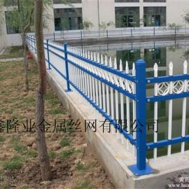 四川锌钢栅栏 小区栅栏 小区护栏网 锌钢护栏