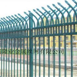 四川小区栅栏 锌钢护栏网 景区防护栏 道路隔离护栏