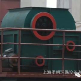 城市生活垃圾处理设备lj-500 破袋破碎机