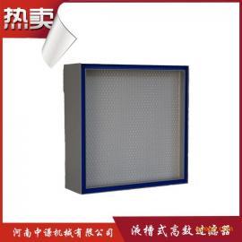 液槽空气过滤器-采用进口果冻胶,100%密封-中谦品牌