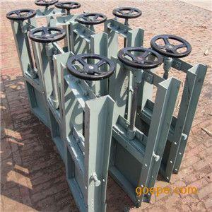 手动插板阀 螺旋插板阀 闸板阀门 除尘配件等 厂家加工定做