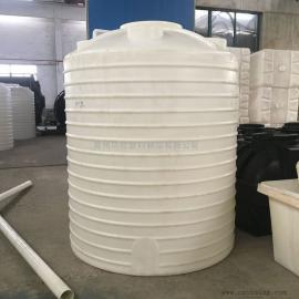 ��h5��易清洗塑料水箱5立方防紫外�生活用水水箱�r格