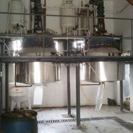 河南316不锈钢反应釜电磁加热器-郑州反应罐节能加热器