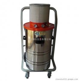 防爆车间用气动工业吸尘器 化工厂用吸粉尘颗粒用气动吸尘器