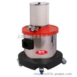 天津工业厂房用气源式吸尘器化工厂用防爆气动吸尘器