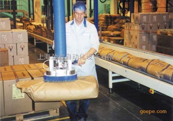 上海劲容袋装物真空提升机 气管提升机 物料提升机