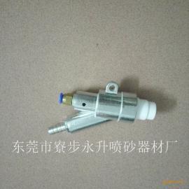 超耐磨碳化硼喷嘴喷咀 普压喷砂机用喷砂枪 35长