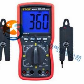 ETCR4000�p�Q�底窒辔环�安表