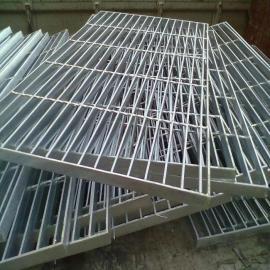 钢格栅板材定购编辑:延边平台搭建钢格栅走廊-热镀锌踏板格栅