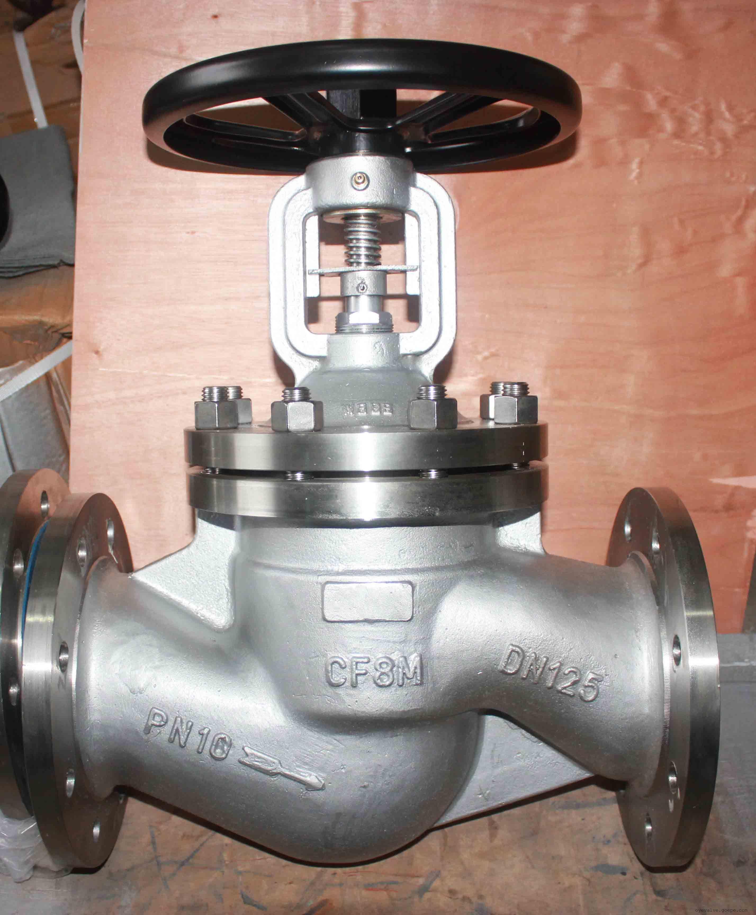 波纹管截止阀 KJ41W 阀杆零泄漏截止阀门 工业新型阀