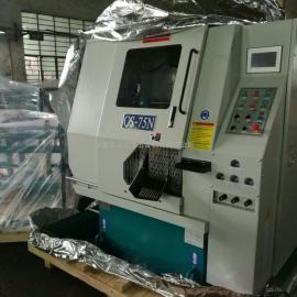 全自动精密数控马达进刀式进口切料机 切粒机 切料机厂家