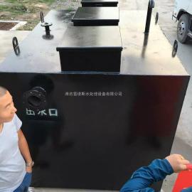 衡阳MBR一体化中水回用设备生产厂家