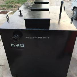 潜江MBR一体化中水回用设备生产厂家