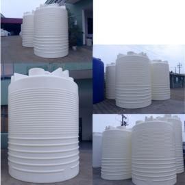 化工液体运输专用10立方PE防腐加厚储罐[厂家直销]