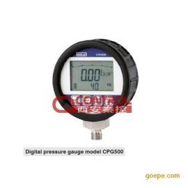 原装进口德国WIKA高精度数字有压力表 CPG500