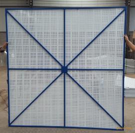 装饰金属冷板隔音建筑防风不锈钢冲孔网喇叭圆孔板筛网