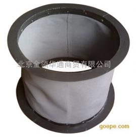 供应硅酸钛金保温软风管