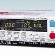 专业维修菊水绝缘电阻测试仪TOS7200
