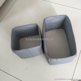 供应硅纤钛金不燃软管.a一级防火软管