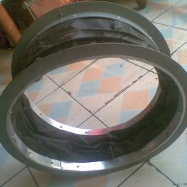 供应硅纺钛金不燃软管.a一级防火软管