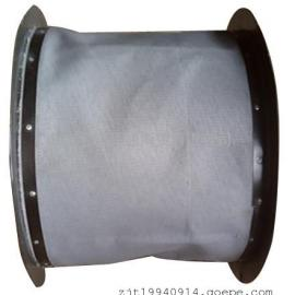 供应硅酸钛金不燃软管.a一级防火软管