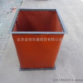 供应硅钛合金不燃软管