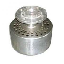 蒸汽消音加热器(浸没式汽水混合器)丝扣连接不锈钢 型号:HNXM-H
