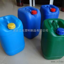 25升化工塑料桶出口级别山东省德州市厂家直销
