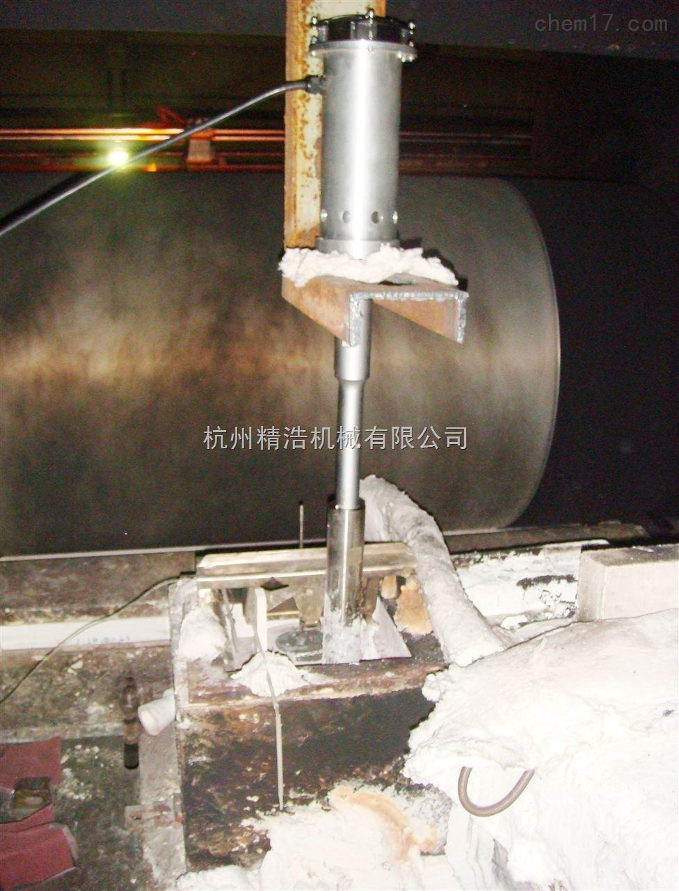 定制超声波镁铝溶体结晶细化处理设备