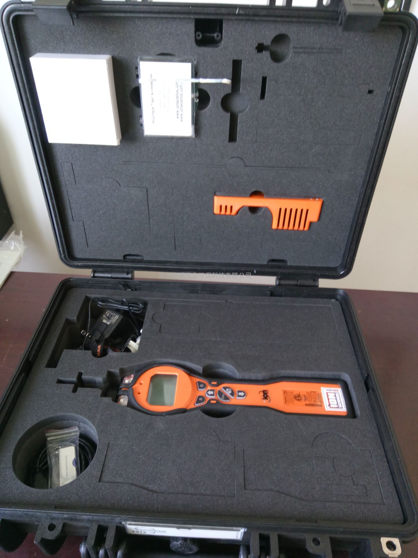 PCT-LB-00 VOC检测仪的技术参数以及标准配置