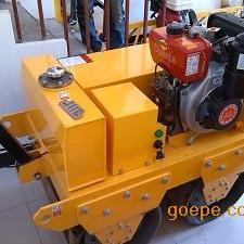 低价供应双钢轮振动压路机