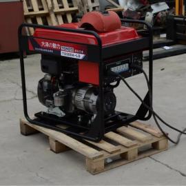 300A隆巴蒂尼发电电焊机