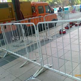 临时护栏|临时围栏|出口临时护栏|百瑞临时围栏