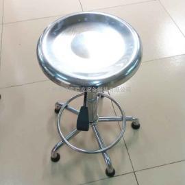 厂家直销防静电实验室凳子 洁净凳子 办公室凳子 不锈钢圆凳