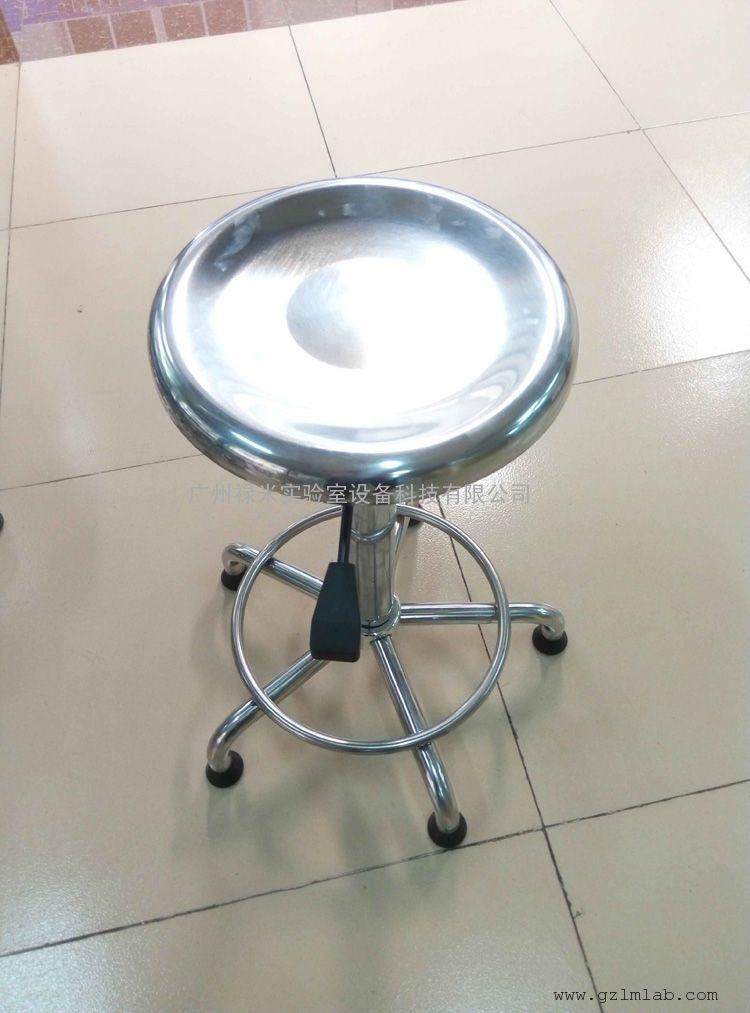 厂家直销防静电实验室凳子 洁净凳子 办公室凳子 不锈钢圆凳图片