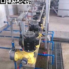 美国米顿罗计量泵GM0005PL1MNN加药泵
