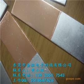 金泓铜铝过渡板、铜铝复合板标准