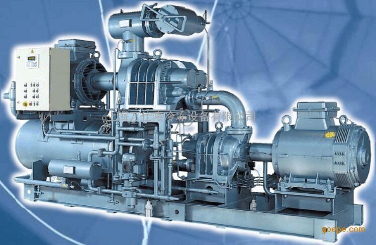 格拉索螺杆压缩机组