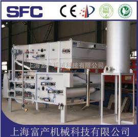 【上海富产】FTE3-3000带式污泥脱水机 浓缩脱水机