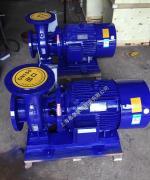 卧式管道离心泵 ISW离心泵厂家