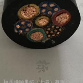 上海标柔大平方海底卷筒电缆,组合卷筒电缆设计制造厂家
