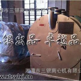HR500N卧式双级活塞推料离心机-湘潭三银