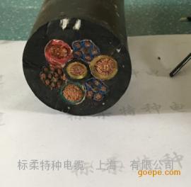 标柔组合PUR卷筒电缆,抗拉耐磨厂家直销。