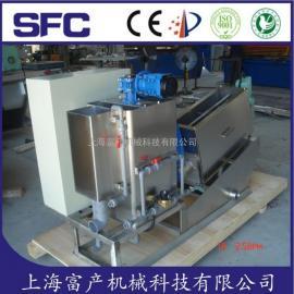 【上海富产】DL-301 叠螺式污泥压滤机