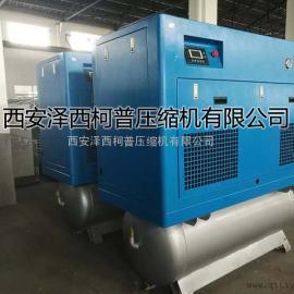 陕西西安变频空压机 变频螺杆空压机SLB-11V